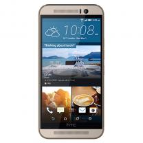 HTC One (M9) Prime Camera Edition 16GB gold on silver