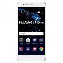 Huawei P10 lite Single Sim 32GB 4GB RAM Pearl White