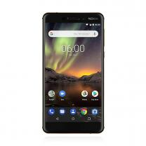 Nokia 6.1 32GB Dual Sim Black and Copper