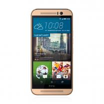HTC One (M9+) 32GB gold on gold