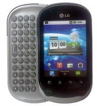 LG C555 Optimus Chat