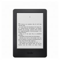 Amazon Kindle E-Book Reader 6.0 4GB Wifi schwarz
